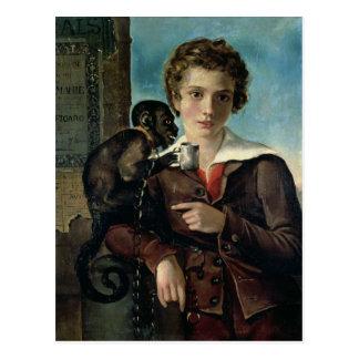 Retrato de Marius Petipa en ballet Tarjetas Postales