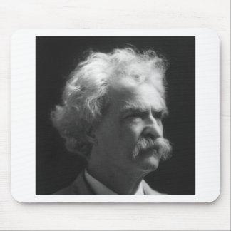 Retrato de Mark Twain Mousepad