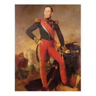 Retrato de Marquis Manuel de Grouchy Postales