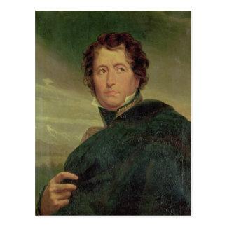 Retrato de Marshal Jean de Dieu Nicolás Soult Postales