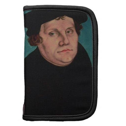 Retrato de Martin Luther, 1529 Organizadores