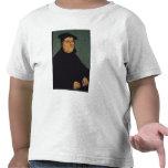 Retrato de Martin Luther 1543 Camisetas