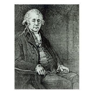 Retrato de Matthew Boulton Postal