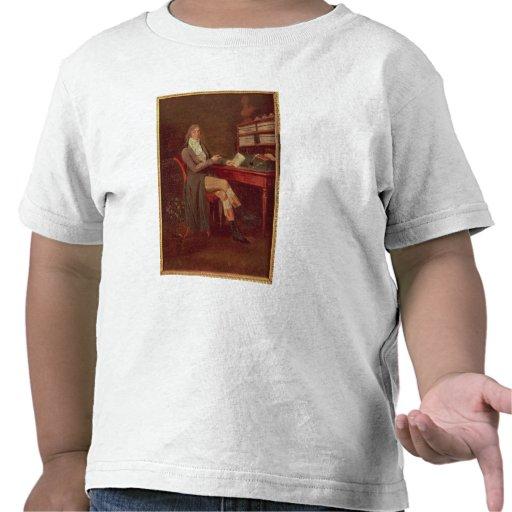 Retrato de Mauricio de Talleyrand Camiseta