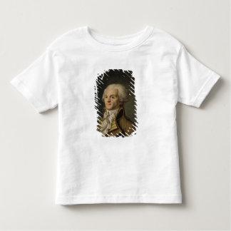 Retrato de Maximiliano de Robespierre Tee Shirt