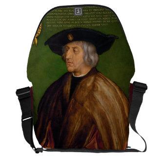 Retrato de Maximiliano I de Albrecht Durer Bolsa De Mensajeria