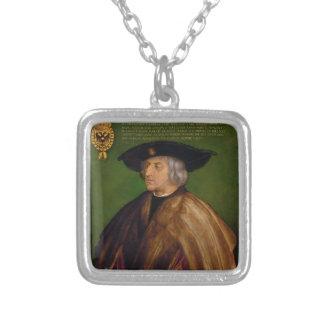 Retrato de Maximiliano I de Albrecht Durer Grimpola