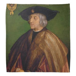 Retrato de Maximiliano I de Albrecht Durer