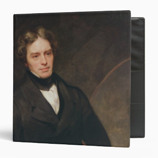Retrato de Michael Faraday 1841-42