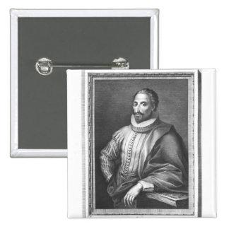Retrato de Miguel de Cervantes Saavedra Pins
