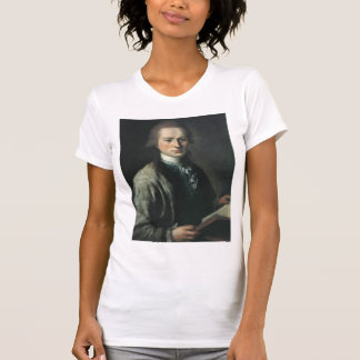 Retrato de Mikhail Shibanov- de A.G. Spiridov Camiseta