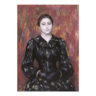 Retrato de Mme Paulin de Pierre-Auguste Renoir Fotografías