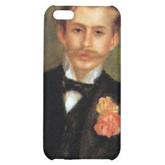 Retrato de Monsier Germana de Pedro Renoir