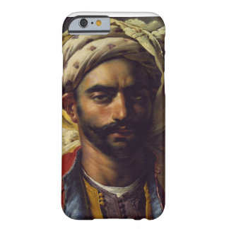 Retrato de Mustapha Funda Barely There iPhone 6