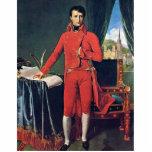 Retrato de Napoleon Bonaparte como primero cónsul, Fotoescultura Vertical
