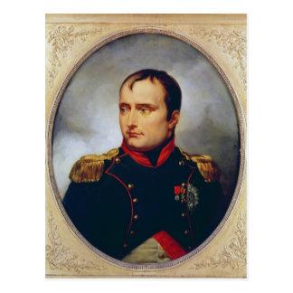 Retrato de Napoleon I 1815 Postal
