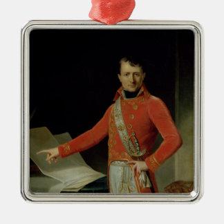 Retrato de Napoleon I Ornamentos De Navidad