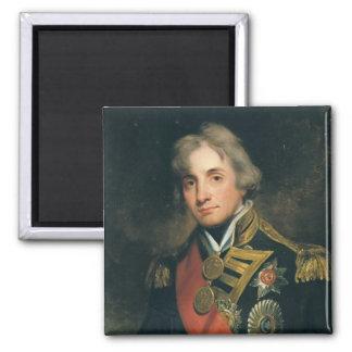 Retrato de Nelson Imán De Frigorífico