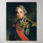 Retrato de Nelson Poster