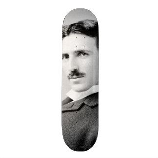 Retrato de Nikola Tesla Patines Personalizados