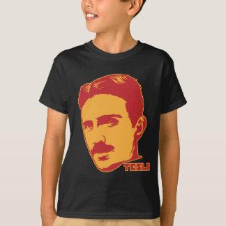 Retrato de Nikola Tesla Playera