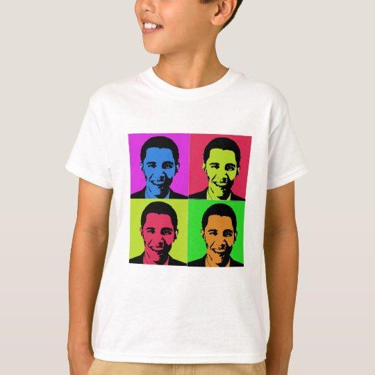 Retrato de Obama Playera