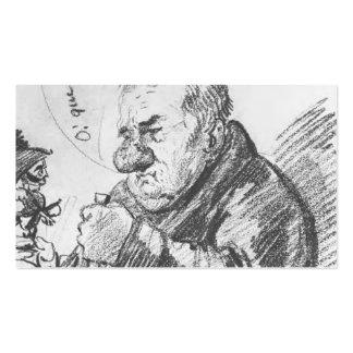 Retrato de Orest Kiprensky- de Giacomo Quarenghi Tarjetas De Visita