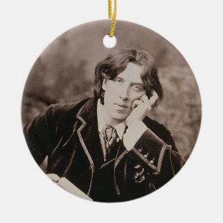 Retrato de Oscar Wilde (1854-1900), 1882 (pho de b Adorno Para Reyes