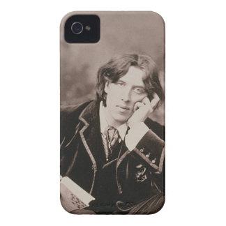 Retrato de Oscar Wilde (1854-1900), 1882 (pho de iPhone 4 Cárcasa
