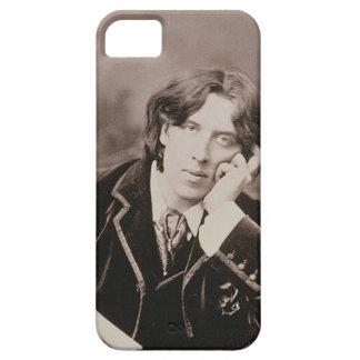 Retrato de Oscar Wilde (1854-1900), 1882 (pho de iPhone 5 Carcasas