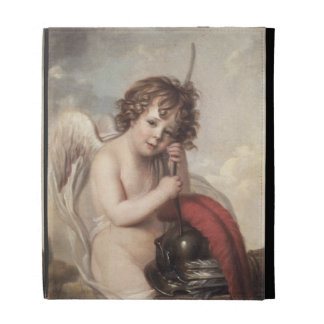 Retrato de Oswald principal Fawcett como Cupid (ac