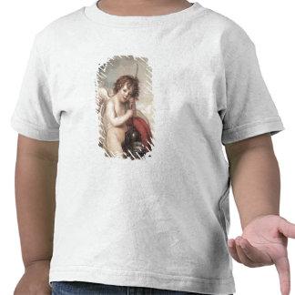 Retrato de Oswald principal Fawcett como Cupid (ac Camisetas