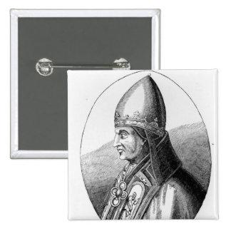 Retrato de papa Gregorio IX Pin