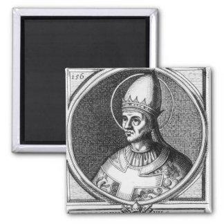 Retrato de papa Gregorio VII Imán Cuadrado