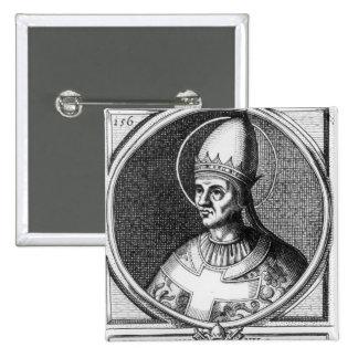 Retrato de papa Gregorio VII Pins