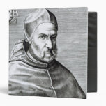 """Retrato de papa Pío IV, 1559 Carpeta 1 1/2"""""""