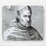 Retrato de papa Pío IV, 1559 Mouse Pads