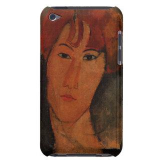 Retrato de Pardy, c.1915 (aceite en lona) Barely There iPod Carcasas