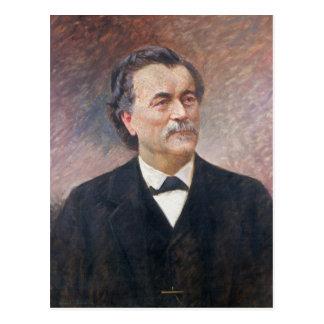 Retrato de Paul Bert Postal