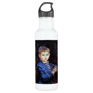 Retrato de Paul Haviland de Pedro Renoir Botella De Agua