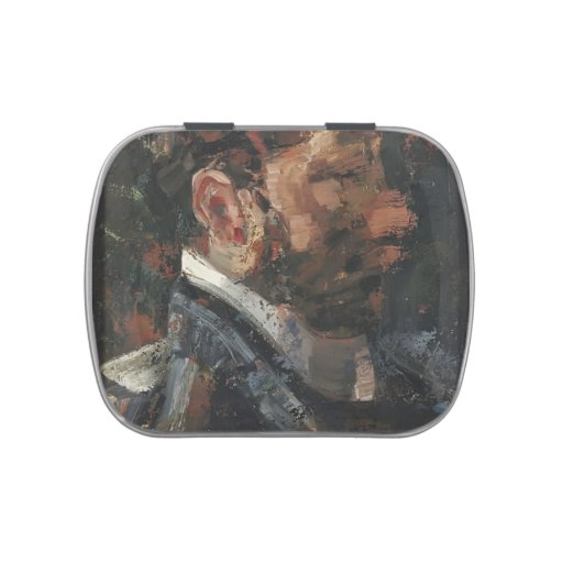 Retrato de Paul Klee- de un hombre Frascos De Dulces