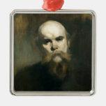 Retrato de Paul Verlaine 1890 Adornos