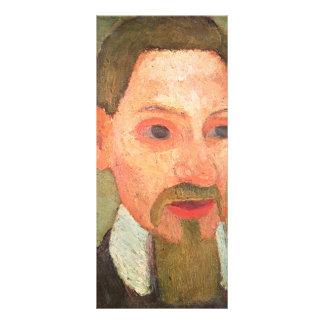 Retrato de Paula - de Becker de Rainer Maria Rilke Lonas Publicitarias