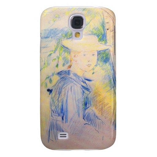 Retrato de Paule Gobillard de Berthe Morisot