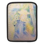Retrato de Paule Gobillard de Berthe Morisot Funda Para iPads