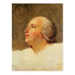 Retrato de Pedro Louis Prieur Postales