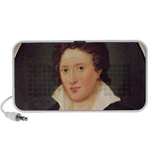 Retrato de Percy Bysshe Shelley, 1819 Altavoces De Viaje