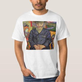 Retrato de Pere Tanguy de Vincent van Gogh Camisas