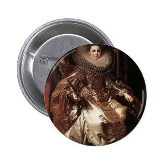 Retrato de Peter Rubens- de Maria Serra Pallavicin Pin