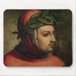 Retrato de Petrarch Alfombrilla De Ratones